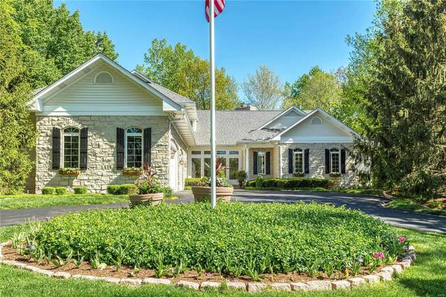 12309 Ballas Lane, Town and Country, MO 63131 (#20029445) :: RE/MAX Vision