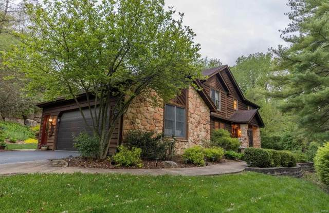 111 Greenbriar Estates, St Louis, MO 63122 (#20029449) :: The Becky O'Neill Power Home Selling Team