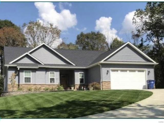 0 Lot 8 Winter Wheat Trail Trail, Pacific, MO 63069 (#20029455) :: Clarity Street Realty