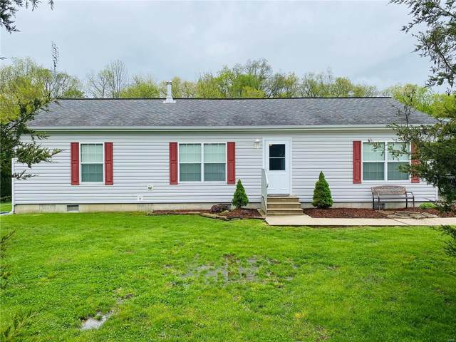 1716 Us Route 40, SMITHBORO, IL 62284 (#20029462) :: The Becky O'Neill Power Home Selling Team