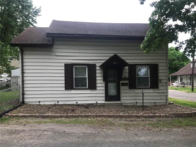 502 E Schneider Street, Columbia, IL 62236 (#20029475) :: Clarity Street Realty