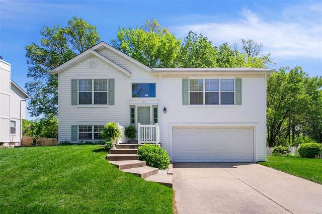814 Whispering Rock Drive, O'Fallon, MO 63366 (#20029626) :: The Becky O'Neill Power Home Selling Team