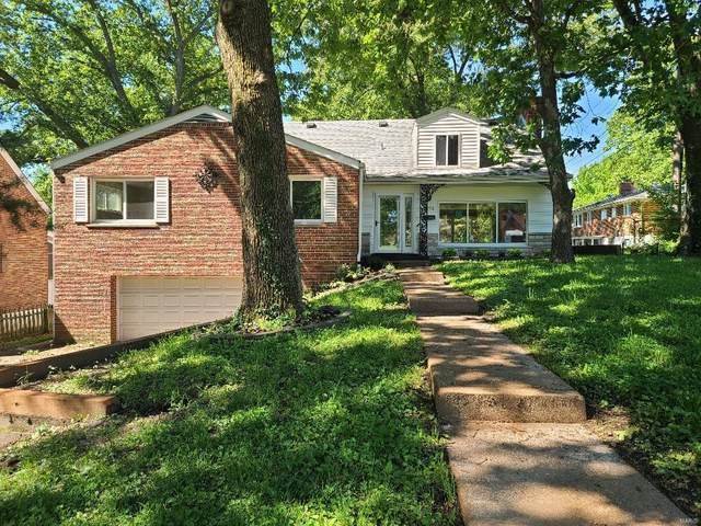 8278 Audrain, St Louis, MO 63121 (#20029633) :: Clarity Street Realty