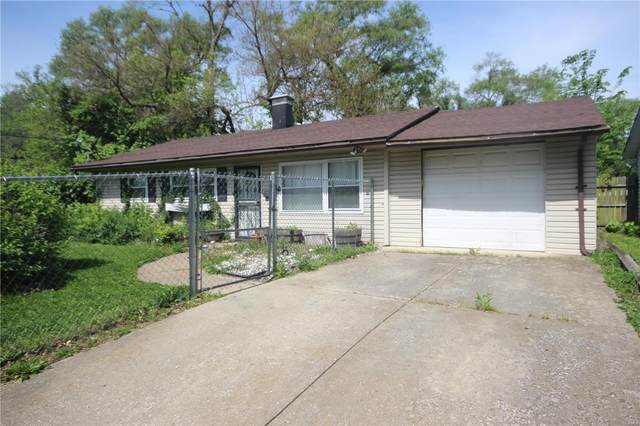 401 Circle Rd, East St Louis, IL 62203 (#20029650) :: Kelly Hager Group | TdD Premier Real Estate