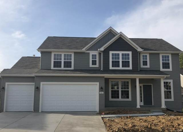 1134 William Penn Drive, Wentzville, MO 63385 (#20029651) :: The Becky O'Neill Power Home Selling Team
