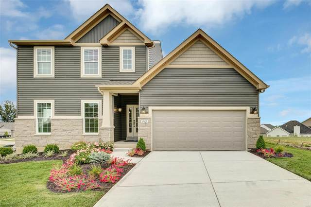 8 Crystal Spring Terrace Court, Wentzville, MO 63385 (#20029657) :: Peter Lu Team