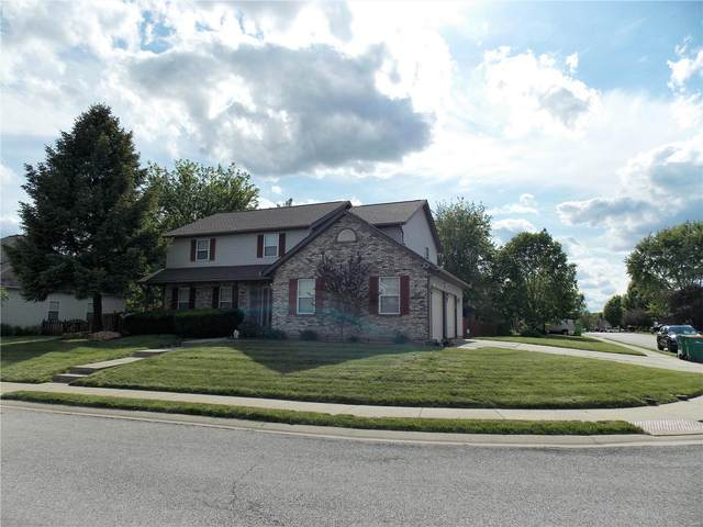 5431 Baylor Drive, Fairview Heights, IL 62208 (#20029679) :: The Becky O'Neill Power Home Selling Team