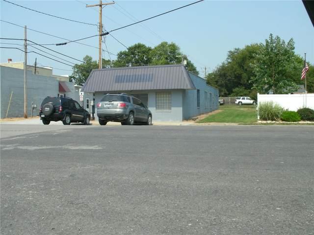 201 E Warren, BUNKER HILL, IL 62014 (#20029689) :: Tarrant & Harman Real Estate and Auction Co.