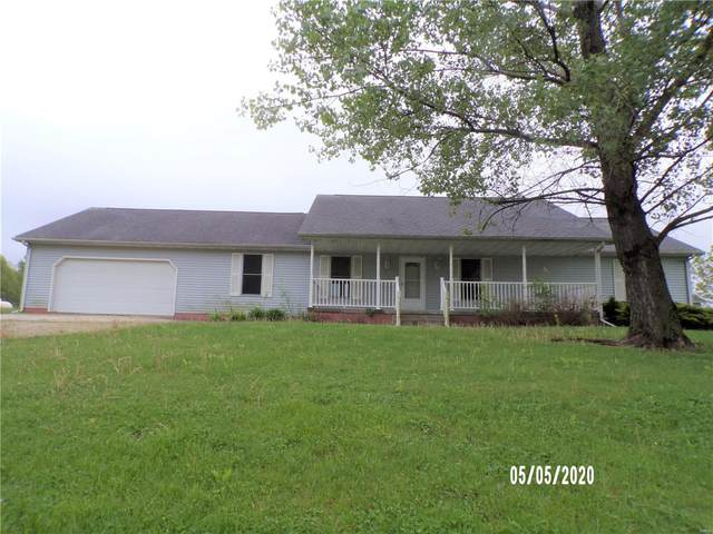 73 Sunflower Road, WHITE HALL, IL 62092 (#20029704) :: Clarity Street Realty