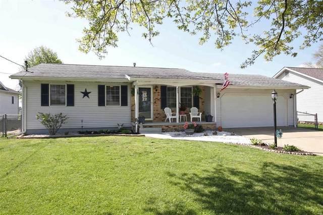 409 Elizabeth Court, Godfrey, IL 62035 (#20029929) :: Kelly Hager Group | TdD Premier Real Estate