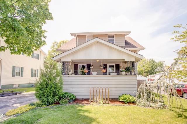 568 S 12TH Street, Wood River, IL 62095 (#20029936) :: Walker Real Estate Team