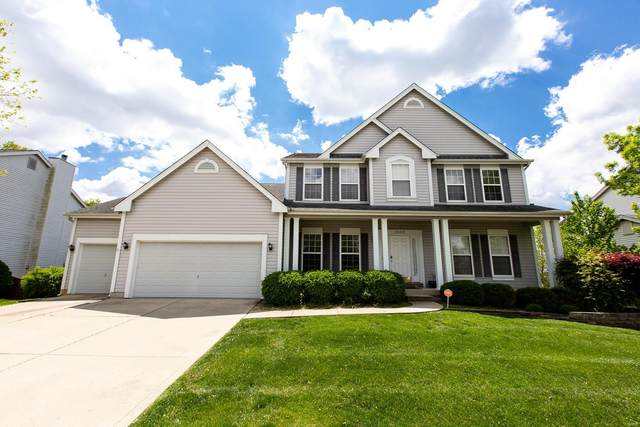 3424 Middlebury Drive, Shiloh, IL 62221 (#20029938) :: Kelly Hager Group | TdD Premier Real Estate