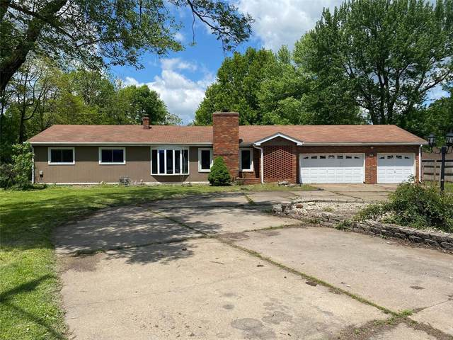 198 S Clearview, East Alton, IL 62024 (#20029956) :: Tarrant & Harman Real Estate and Auction Co.