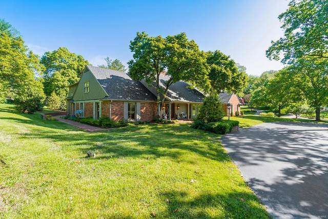 2408 Terrie Hill Road, Cape Girardeau, MO 63701 (#20029997) :: Parson Realty Group