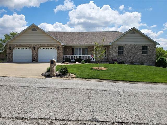 750 Deer Circle Drive, CARLYLE, IL 62231 (#20030005) :: Parson Realty Group