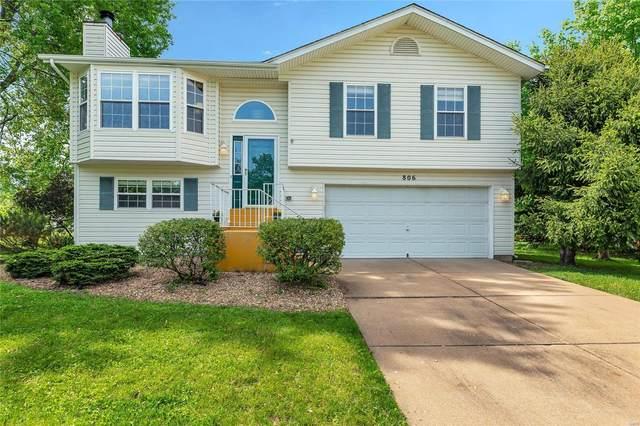 806 Cades, Florissant, MO 63031 (#20030009) :: Kelly Hager Group | TdD Premier Real Estate