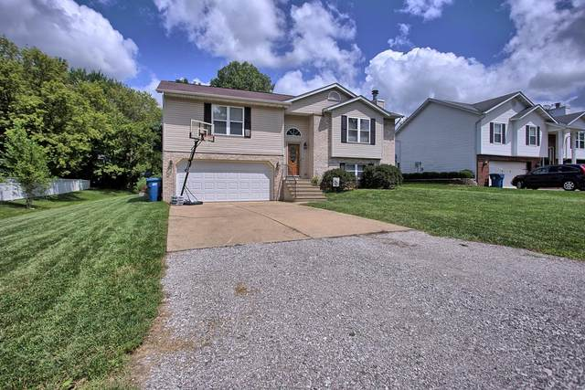 115 Pebblebrook Ln, Troy, IL 62294 (#20030016) :: The Becky O'Neill Power Home Selling Team