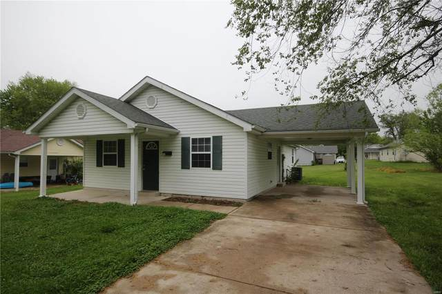 317 W Curry, Bowling Green, MO 63334 (#20030058) :: Kelly Hager Group | TdD Premier Real Estate