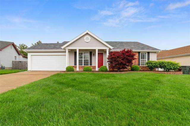 861 Carriage Hill Drive, Saint Peters, MO 63304 (#20030079) :: RE/MAX Vision