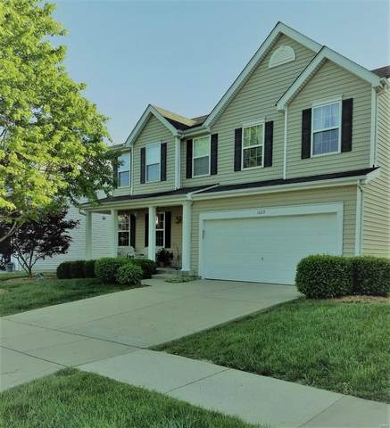 1629 Emerald Creek, Florissant, MO 63031 (#20030154) :: St. Louis Finest Homes Realty Group
