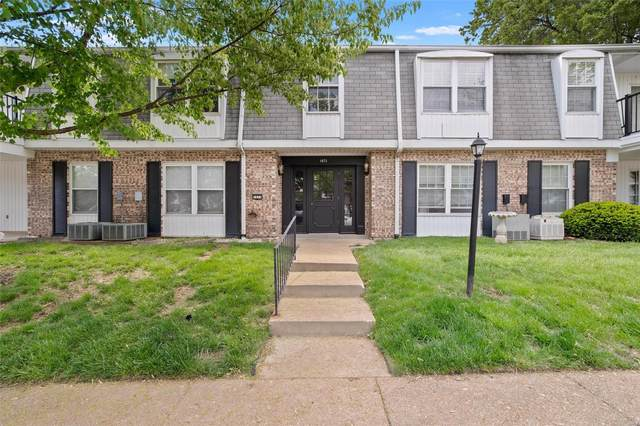 1673 Herault Place B, St Louis, MO 63125 (#20030268) :: Sue Martin Team