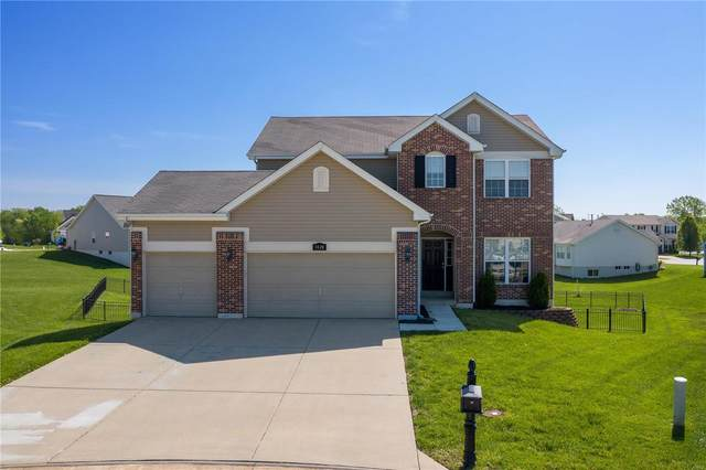 1028 Hawkridge Run, Shiloh, IL 62221 (#20030290) :: Kelly Hager Group | TdD Premier Real Estate