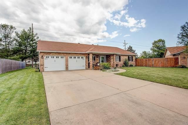 741 Deerfield Drive, Swansea, IL 62226 (#20030311) :: St. Louis Finest Homes Realty Group