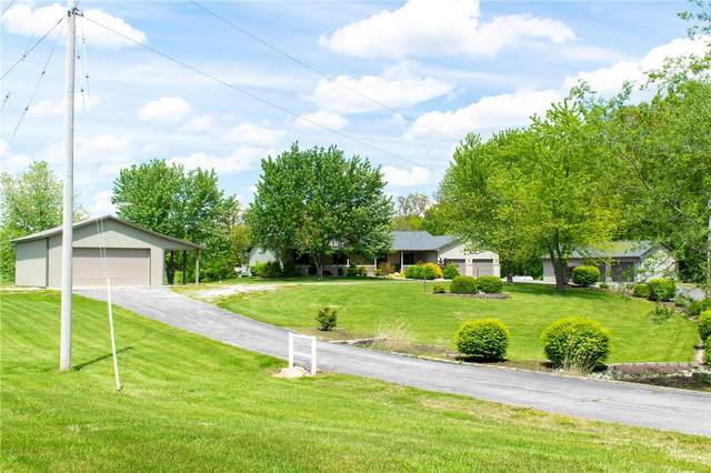 4622 Floraville Road, Millstadt, IL 62260 (#20030365) :: RE/MAX Professional Realty