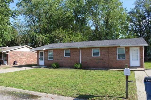4064 Bruene Avenue, Pontoon Beach, IL 62040 (#20030369) :: Tarrant & Harman Real Estate and Auction Co.