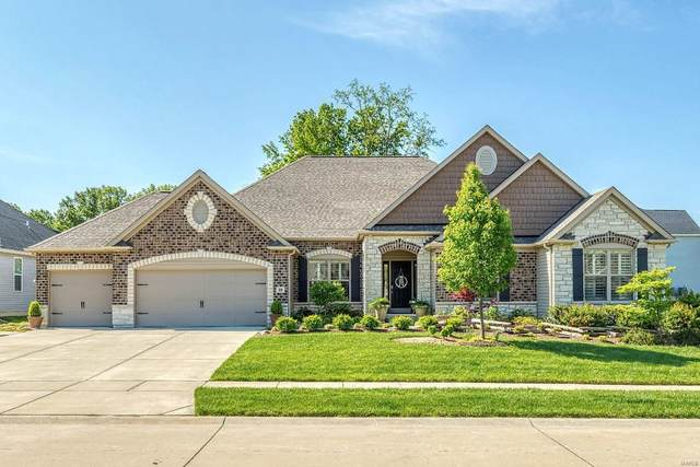 306 Zadock Woods, Cottleville, MO 63304 (#20030394) :: Realty Executives, Fort Leonard Wood LLC