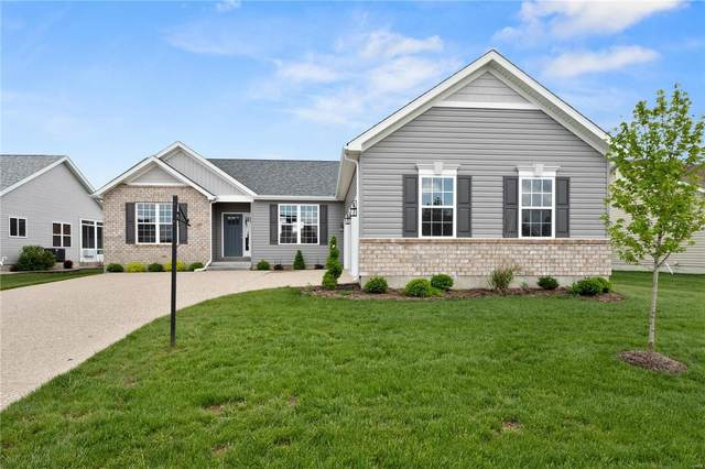 710 Rogue River Drive, Shiloh, IL 62221 (#20030408) :: Clarity Street Realty