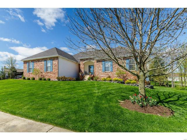 2701 Fairway Estates Drive, Wentzville, MO 63385 (#20030423) :: Parson Realty Group