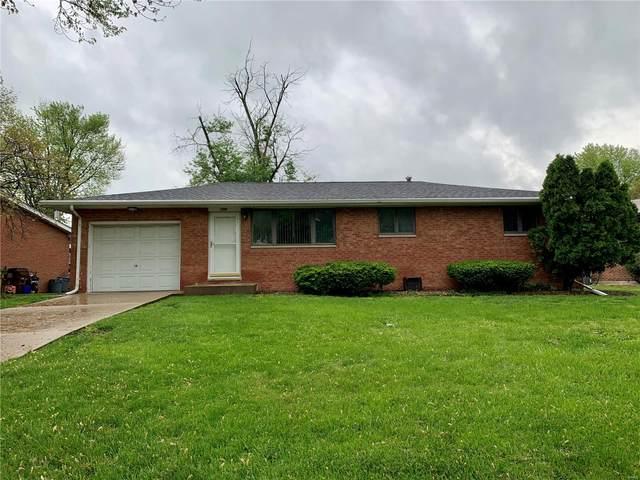 109 E Airwood Drive, East Alton, IL 62024 (#20030438) :: Tarrant & Harman Real Estate and Auction Co.