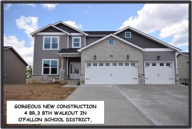 1133 Pisa Drive, Caseyville, IL 62232 (#20030444) :: Tarrant & Harman Real Estate and Auction Co.