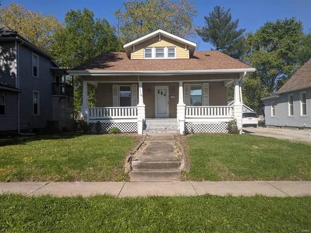 413 Cherry Street, Edwardsville, IL 62025 (#20030481) :: Clarity Street Realty