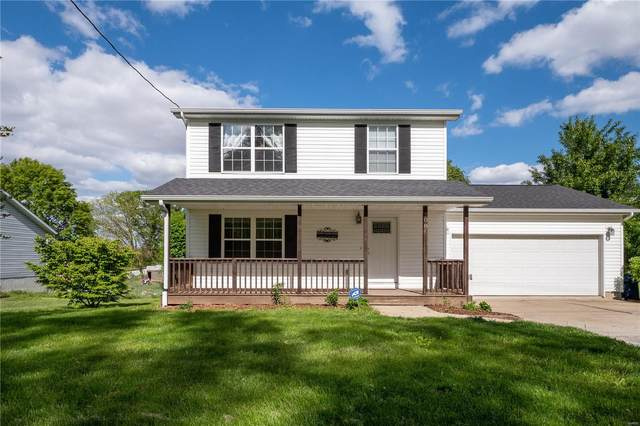 208 N Herman Street, Lebanon, IL 62254 (#20030509) :: Kelly Hager Group | TdD Premier Real Estate