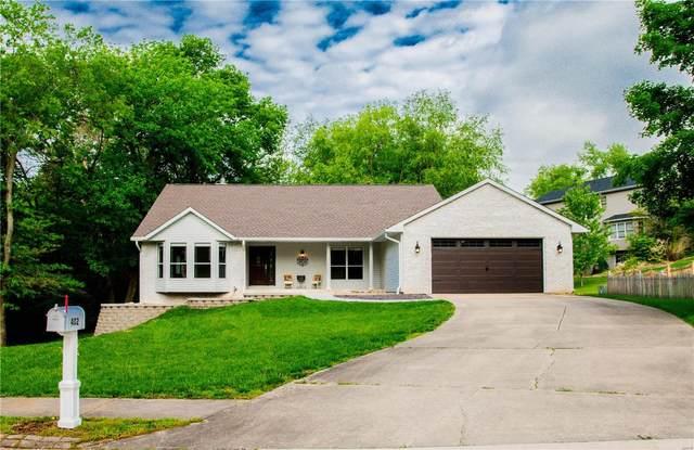 402 Alderwood Court, Edwardsville, IL 62025 (#20030550) :: St. Louis Finest Homes Realty Group