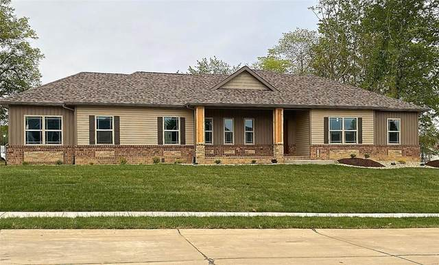 139 N Timber Terrace, Troy, IL 62294 (#20030560) :: St. Louis Finest Homes Realty Group