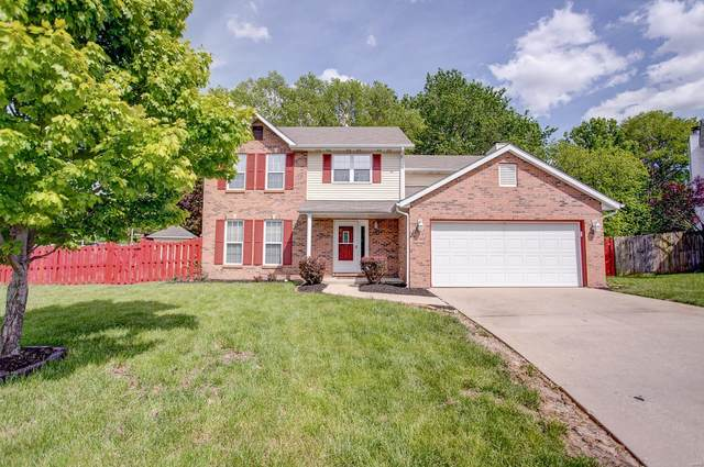 2320 Greenfield Drive, Belleville, IL 62221 (#20030564) :: Kelly Hager Group | TdD Premier Real Estate