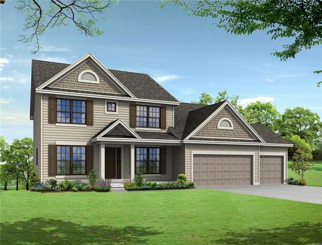 5115 Greensfelder Valley Ct, Eureka, MO 63025 (#20030697) :: The Becky O'Neill Power Home Selling Team