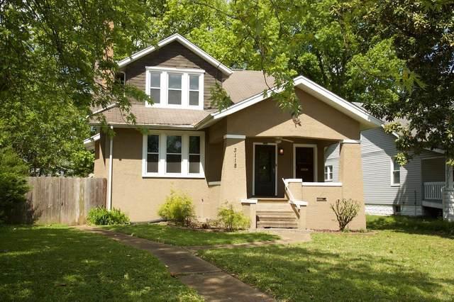 3118 W Main Street, Belleville, IL 62226 (#20030758) :: Hartmann Realtors Inc.