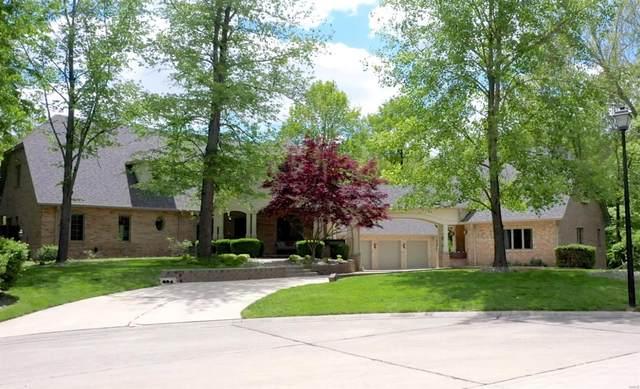 28 Raven Oak Drive, Shiloh, IL 62221 (#20030768) :: Fusion Realty, LLC