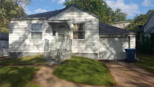 5534 Sunbury Avenue, St Louis, MO 63136 (#20030784) :: Kelly Hager Group | TdD Premier Real Estate