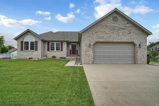 2 Ashworth Court, Maryville, IL 62062 (#20030855) :: Tarrant & Harman Real Estate and Auction Co.