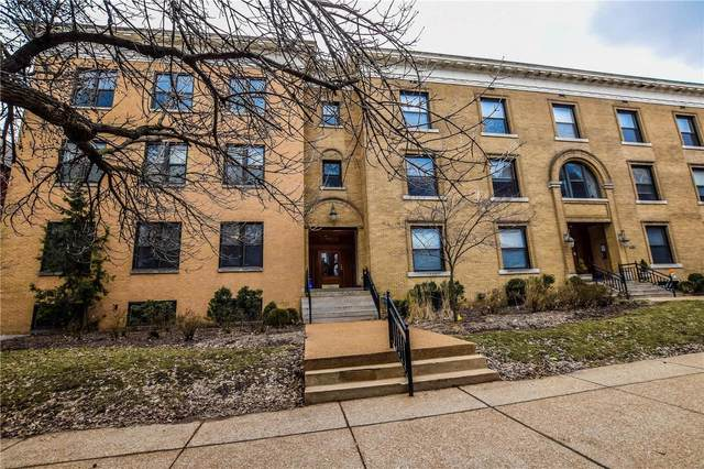 4496 Maryland Avenue 1B, St Louis, MO 63108 (#20030857) :: Parson Realty Group