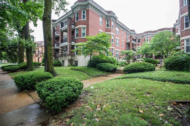 4961 Mcpherson Avenue 61E, St Louis, MO 63108 (#20030908) :: RE/MAX Vision