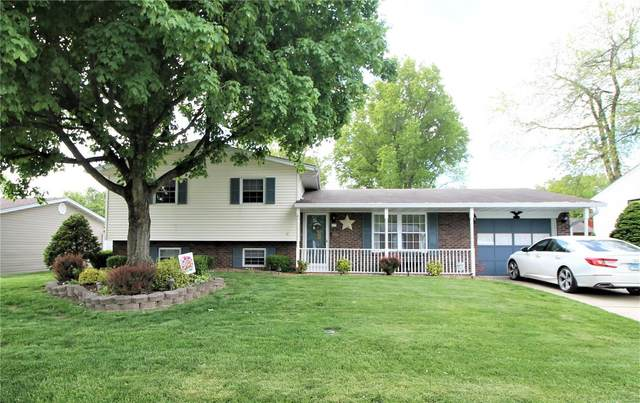 212 Elvira, Fairview Heights, IL 62208 (#20030949) :: Clarity Street Realty