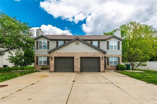 914 Natasha A, O'Fallon, IL 62269 (#20030986) :: Matt Smith Real Estate Group