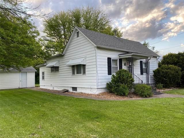 607 N Luker Street, STAUNTON, IL 62088 (#20031114) :: St. Louis Finest Homes Realty Group