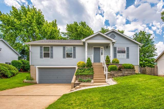 4551 Cambrook Drive, Saint Charles, MO 63304 (#20031141) :: The Becky O'Neill Power Home Selling Team